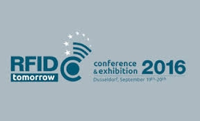 Visit us at the RFID tomorrow 2016 in Düsseldorf, Germany